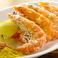 料理メニュー写真ソフトシュリンプのフリット 沖縄ヤンバルスパイス塩