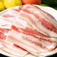 安心・安全の『もち豚』は柔らかく肉質も◎