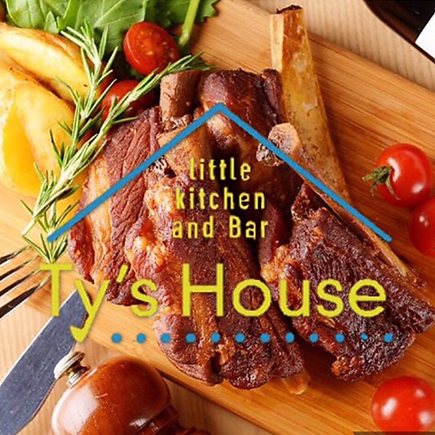 Little kitchen and Bar Ty's House(ティーズハウス)新栄店