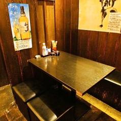 少人数でもご利用可★仕事帰りの飲み会にオススメ!!アラカルトでもお楽しみいただけるように単品飲み放題もご用意いたしております。『永山本店』自慢の九州郷土料理をはじめ定番居酒屋メニューもご用意いたしておりますのでお好みの逸品で飲み会をおお楽しみください♪