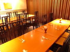 30名~40名様OKな個室。会社宴会や打ち上げにも。ただし、予約状況に応じて、お席がご用意できない場合がございます。詳細は店舗にまでお問い合わせください
