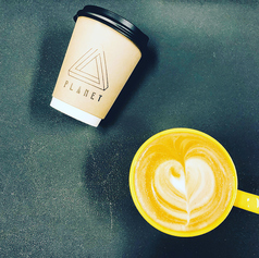 Cafe&Bar PLANETの写真