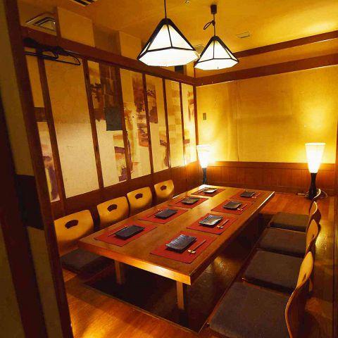 【完全個室】大人の隠れ家個室 奏屋-kanadeya-南越谷店|店舗イメージ5