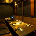 全席完全個室!少人数~大人数まで対応可能です。岡山店限定のタッチパネルでお気軽注文も魅力!