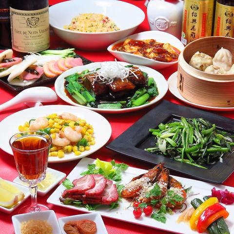 当店自慢の4種麻婆豆腐を是非♪貸切でのご利用も大歓迎です!