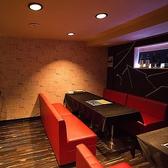 ご宴会にもお勧めのこちらのお席♪ご宴会コースは¥2500~ご用意♪飲み放題も付けれますよ♪