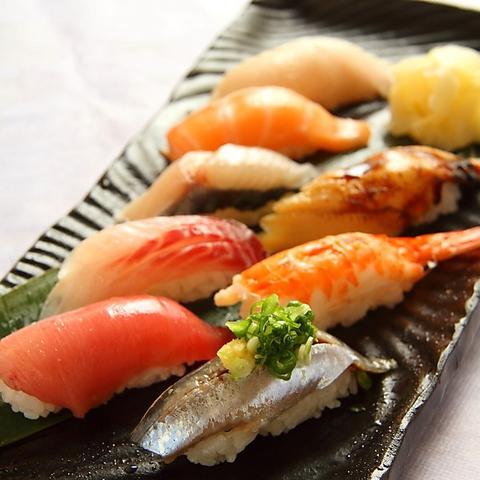 魚屋直営だからこそ、お値打ち価格で新鮮魚介をご提供できます◎