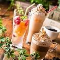 カフェとしても、レストランとしても、居酒屋としても利用できる♪万能なお店です★