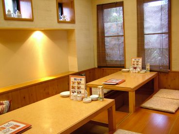 中国麺菜茶館 龍鳳の雰囲気1
