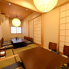 日本料理 勢 ちからの雰囲気1