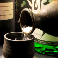 日本酒・熱燗フェア!