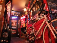 GB's CAFE ジービーズカフェ 岡山店の雰囲気2