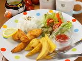 SHUのおすすめ料理3