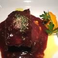 料理メニュー写真牛バラ肉の赤ワイン煮込