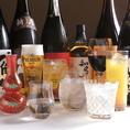 【飲放】も贅沢にプレミアムで…その他季節限定の日本酒も愉しめるコース各種ご用意。エアコン付き完全個室は最大20名様迄ご利用いただけます。ご予約はお早目に。