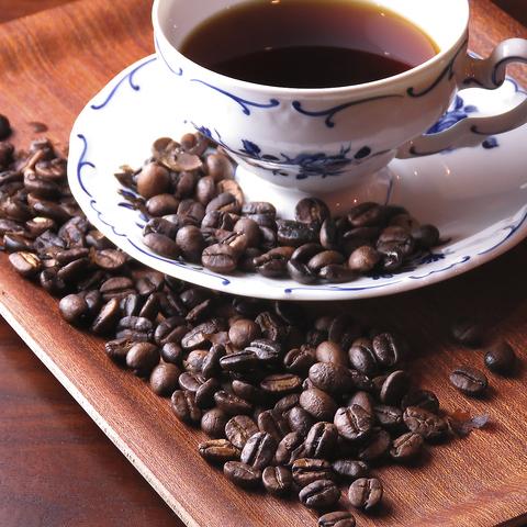 ◆「焙りたてコーヒー体験」のご案内◆