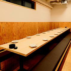 【20名様向け個室】 大型宴会の幹事さま、ご利用人数などお気軽にご相談下さい!
