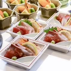 Restaurant Garden ハートンホテル西梅田のコース写真