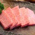 料理メニュー写真宮崎和牛赤身ステーキ (150g)
