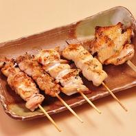【自慢の焼き鳥】佐賀県産麓鶏の串焼き