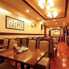 華龍飯店の雰囲気1