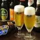 ■飲み放題付きコースご利用で世界のビールも飲み放題♪