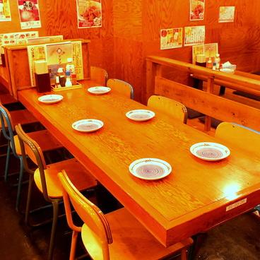築地食堂 源ちゃん 東池袋店の雰囲気1