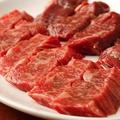 料理メニュー写真A5黒毛和牛ハラミ
