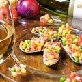 料理メニュー写真チョリトス ア ラ チャラカ ~ムール貝とアーリーレッドの白ワインビネガーマリネ~