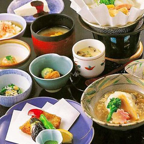 昭和7年創業。昔ながらの製法、国産大豆こだわり豆腐堪能。