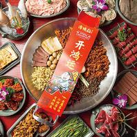 中国で大人気の譚鴨血老火鍋が日本に上陸♪