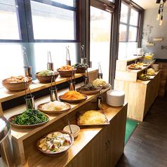 ランチビュッフェ復活♪本場韓国料理のバイキングを心をこめてご提供☆20品目から選べます☆