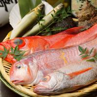 多摩センター店は直送の日替り鮮魚を様々な料理で提供!