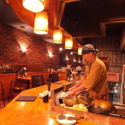 広島出身の店主が作る本場のお好み焼き屋さん【kotetsu】