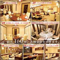 横浜中華街 彩り五色小籠包専門店 龍海飯店のおすすめポイント1