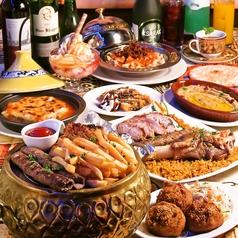 アラビアン&エジプシャンレストラン スフィンクス 六本木店の写真