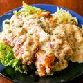 料理メニュー写真九州地鶏の(特製あぶり焼き/特製チキン南蛮/特製照焼きチキン)