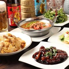 中華料理 一品軒 いっぴんけんのコース写真
