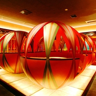 新宿●てまりの個室が人気