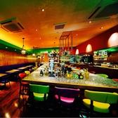 広めのカウンターでゆったりお食事も☆広々20席★