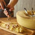 料理メニュー写真チーズ屋さんのカルボナーラ