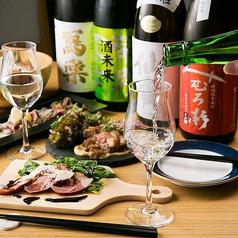 魚と自然薯 日本酒Bar 酒日の写真