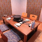 個室 食べ放題 飲み放題 くるみ食堂の雰囲気2
