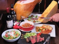 チーズ×肉バル LAPO DINING 八王子店のコース写真