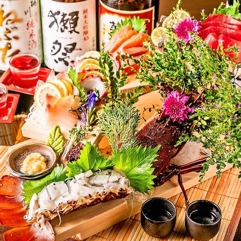 市場直送海鮮の個室居酒屋 楽座 上野駅前店|店舗イメージ3