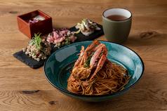 京の発酵イタリアン CAMOS カモスのコース写真