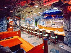 札幌かに本家 栄中央店 かにの穴 洞窟ビアホールの雰囲気1