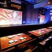北海道海鮮 西5東3 新宿店の雰囲気3