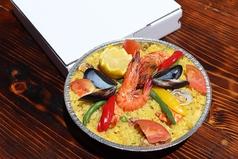 農場レストラン バレンシア館のコース写真