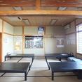 【桐】お座敷個室 16名様迄の宴会に対応。隣の【萩】と合わせて30名以上の宴会にも対応できます